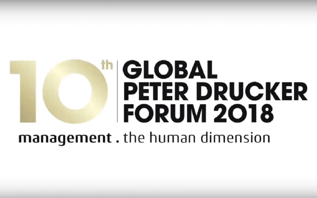 10. Global Peter Drucker Forum
